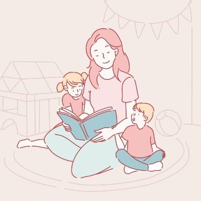 ילדים  מיטיבים ללמוד באמצעות חקר פעיל של ספרי ילדים ומבוגרים לא מפסיקים לשפר את התיווך שלהם!