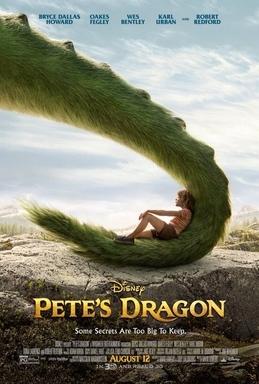 petes dragon new edited