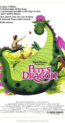 petes dragon original edited