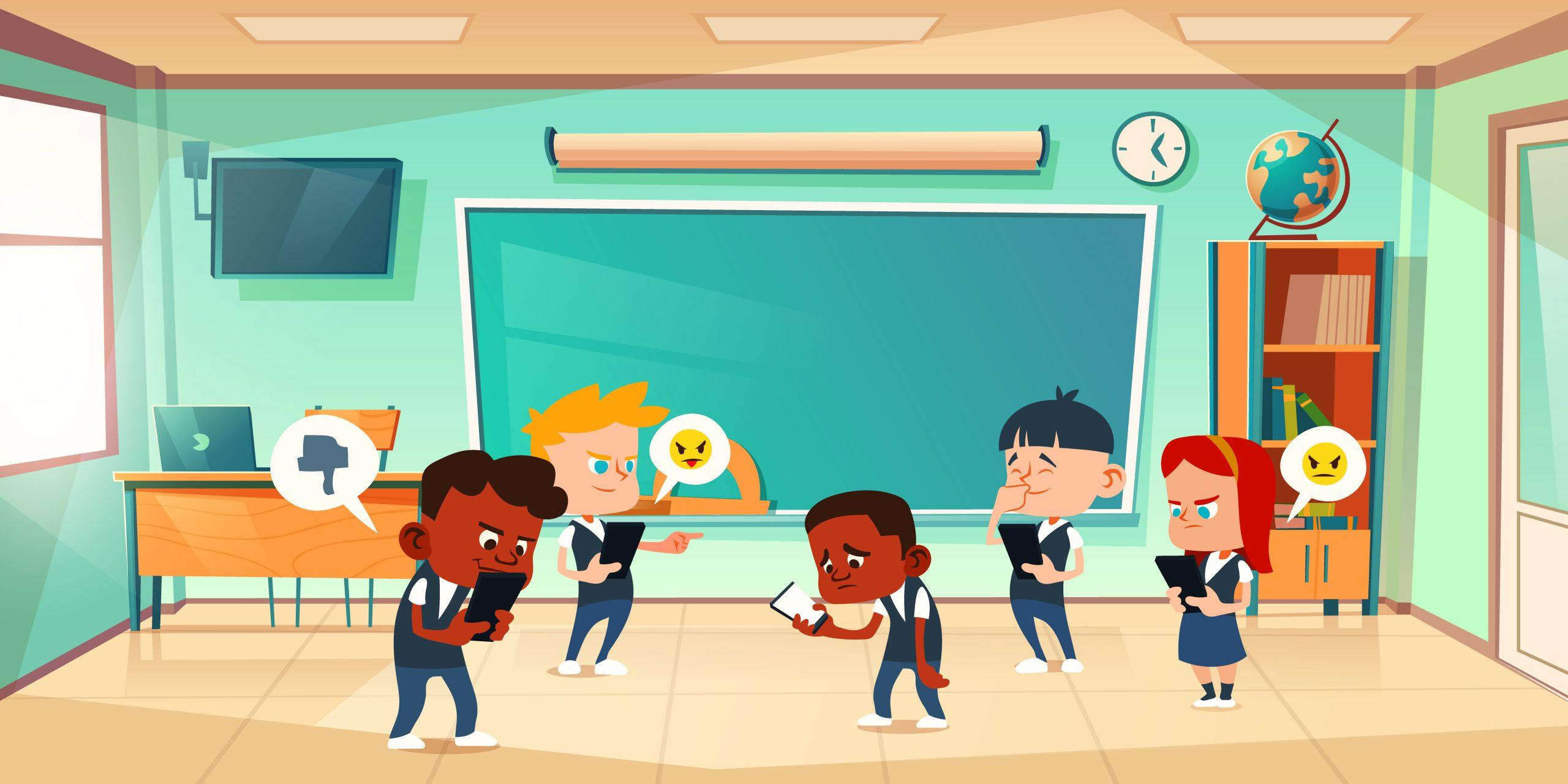 חברתית בכיתה scaled