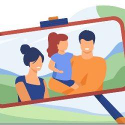 האומץ לא להדחיק את השפעת המדיה על אינטראקציות הורים -ילדים