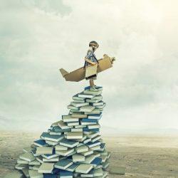 יום, שבוע, חודש, שנת הספר העברי -ספרי ילדים נבחרים שמונחים על שולחני בימים אלו