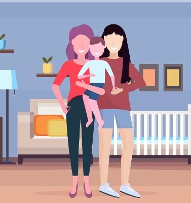 אימוץ על ידי זוגות חד-מיניים-תפקיד הממסד לדאוג לטובת הילד וליצור נורמות של פתיחות