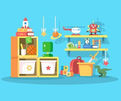 היערכות לתחילת השנה בגני הילדים-כחלק מהתכנון השנתי