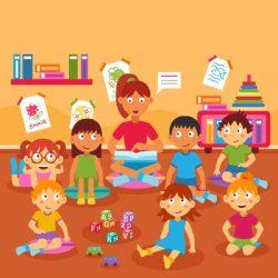 איך מתנהלת ומסוכמת הקריאה החוזרת של ספרי ילדים- ומדוע?