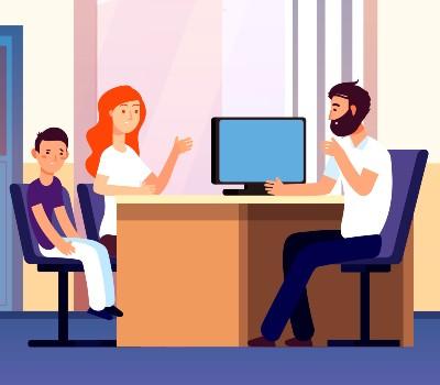 You are currently viewing להגדיר מחדש את הקשר הורים-מורים במאה ה-21