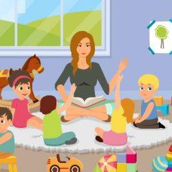 הקראה חוזרת בקבוצות קטנות והטרוגניות כאמצעי להעצמת והכלת ילדים עם קשיים בגנים