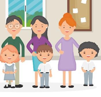 היערכות שמקדמת היכרות טובה עם הילדים ושותפות עם הוריהם