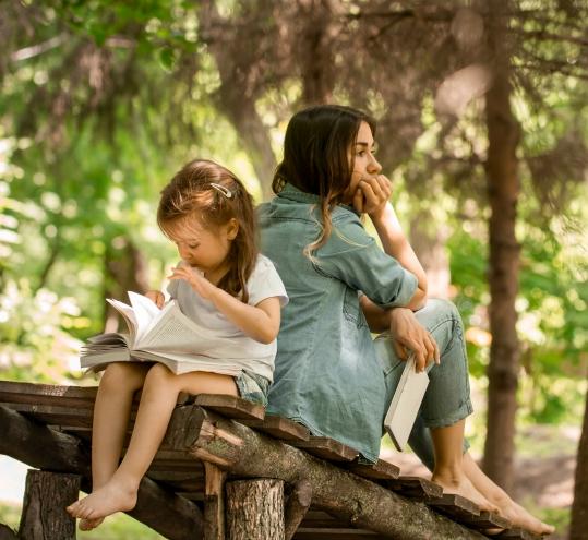 """""""ילדים קוראים להורים""""- תוכנית לעידוד קריאה בכיתה א'"""