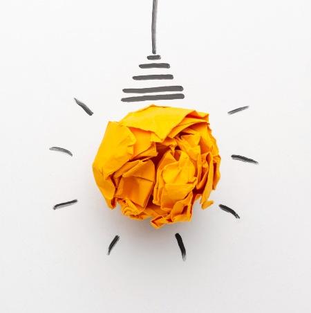 paper bulb